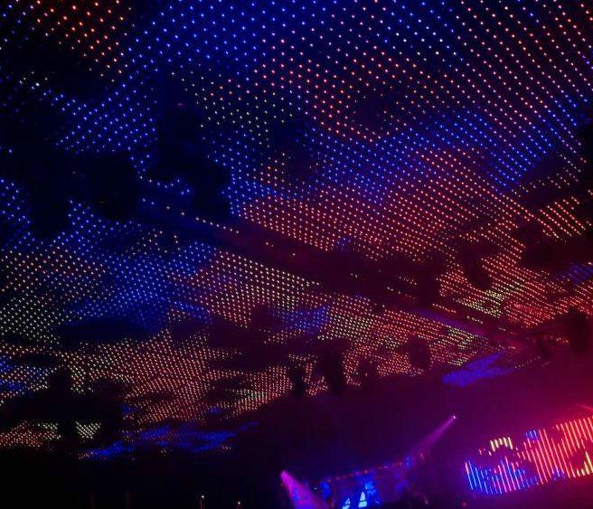 Artistic Licence lighting control at NOXX Nightclub