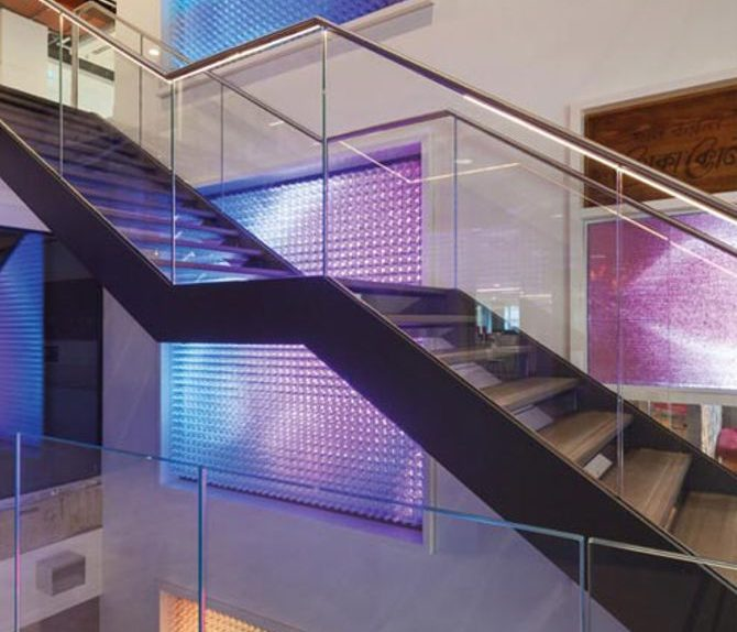 Artistic Licence lighting control at Coca Cola HQ, London