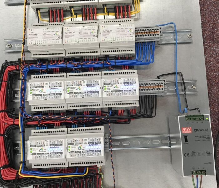 Artistic Licence custom control switching system